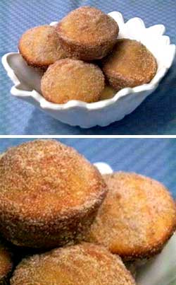 Cinnamon Brown Butter Breakfast Puffs Recipes — Dishmaps