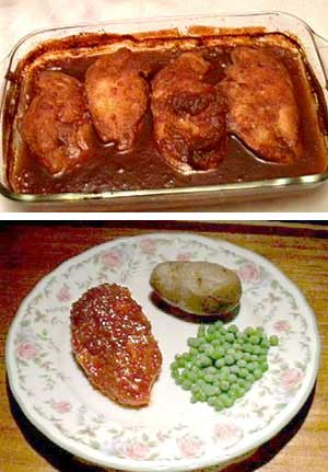 photos of Chicken Breasts Recipes Oven